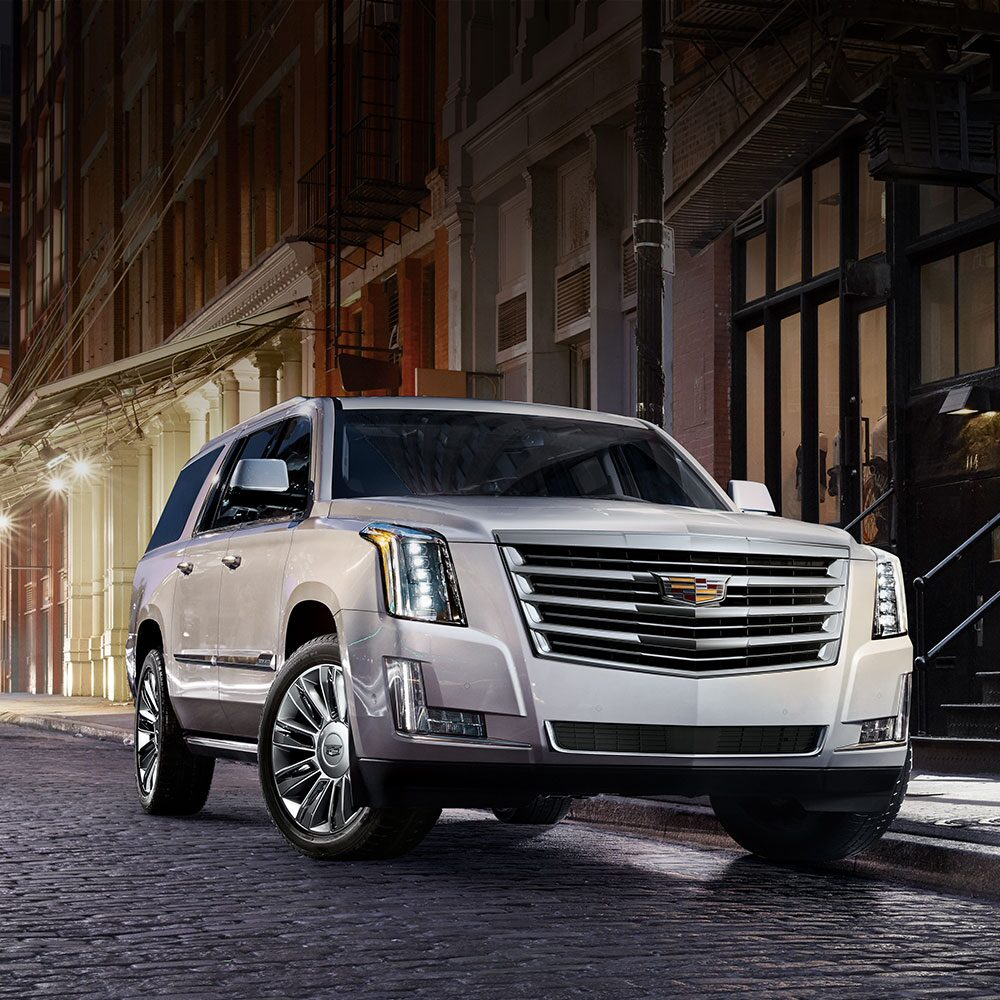 Cadillac Panamá | Leasing